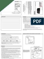 Manual 3 Step ODG