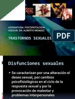Transtornos sexuales