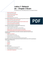 CCNA Final Exam Reviewer