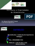 Biomol Culas Estrutura e des