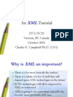 An XML Tutorial