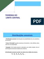 4 - Teorema Central Do Limite
