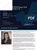 How Basel III Will Change Risk Management