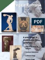 Trabalho de Arte - Grego e Romano