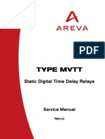 Areva MVTT Relay Manual
