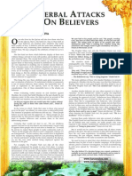 Verbal Attacks on Believers-Harun Yahya-Www.islamchest