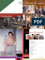 The Costume Designer Summer 11