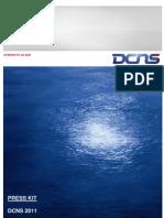 Dossier de Presse DCNS 2011