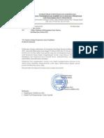 Surat Edaran UKA 2012