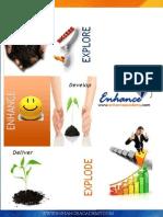 Enhance Academy - Portfolio