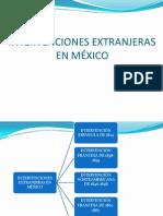 INTERVENCIONES EXTRANJERAS EN MÉXICO