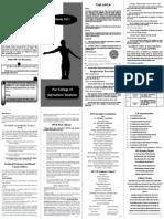CA Guide 2011