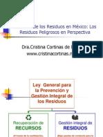 Situacion de Los Residuos en Mexico