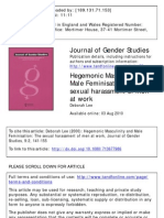 Journal of Gender Studies