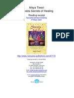 Ayurveda Secrets of Healing Maya Tiwari.07172 2Seasonal Cleansing