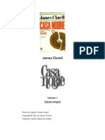 Clavell, James - Casa Nobre - Vol I