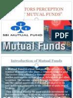 Investors Perception Abt Mf by Abhinav