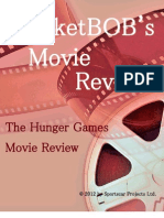 The Hunger Games MarketBOB Movie Review