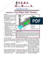 Induction Water Bath Heater