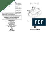 Manual Usuario P1120F