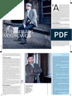 Yehudi Moszkowicz Interview Revu