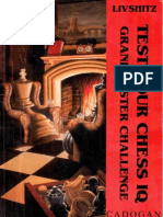August_Livshitz - Test Your Chess IQ. Tom 3. GM Challenge (1993)