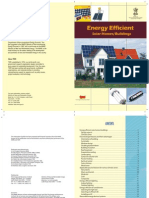 Energy Efficient Solar Homes Buildings