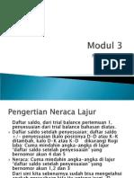 Pengantar Akuntansi Modul 3dan 4