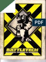 Battle Tech 3 Ed