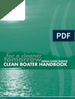 Clean Boater Handbook