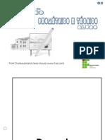 Apostila 03 ALUNO Desenho Geometrico e Tecnico Cursos Tecnicos 2011 2