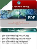 Mesin Konversi Energi