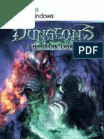 DUNGEONS Manual En