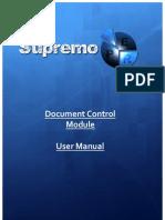 Supremo ERP Manual
