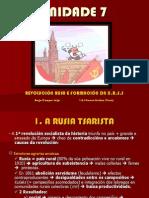 Unidade 7 Rev Rusa