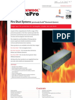 DATA Fire Duct Systems