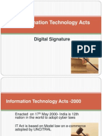 Information Technology Acts
