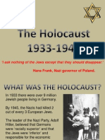 Holocaust Presentation