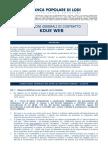 Condizioni Generali Contratto Carta k2