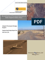 Isiolo International Airport Engineering Design Report
