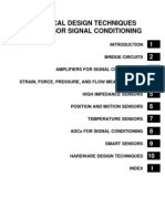 61913713 7274187 Practical Design Techniques for Sensor Signal Conditioning Analog Devices