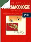 Atlas de Poche - Pharmacologie