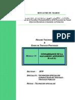 M14-Connaissance de La Mecanique Appliquee BAEL BTP-TSCT
