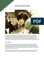 Kisah Hidup Kim Hyun Joong