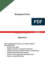 EDU264FY Managing Printers
