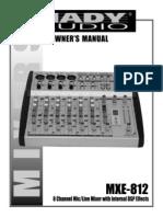 Nady MXE - 812