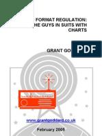 'Radio Format Regulation