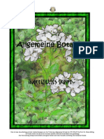 Botanik Skript - Prof Mittag