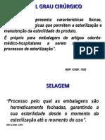 PAPEL GRAU CIRÚRGICO-AULAS