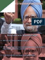 A Ceo Named Manmohan Singh